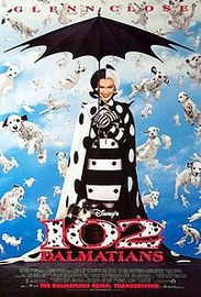 220px 102 dalmatians poster large