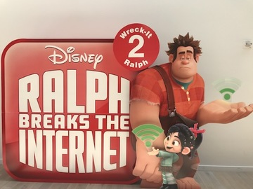 Ralph breaks the internet 2 disney movies display large