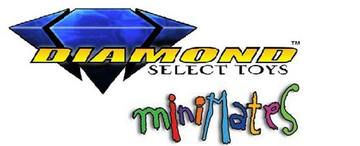 Diamond 20select 20minimates 20logo large