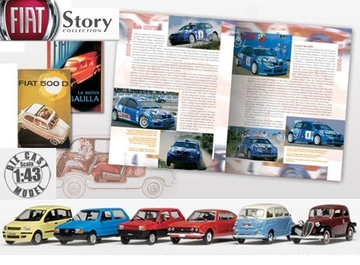 Fiat story collection hache large