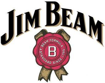 Jim beam logo large