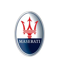 Maserati 20logo large