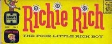 250px richie rich comic no 1 large