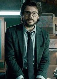 296001764 The Professor (La Casa de Papel)