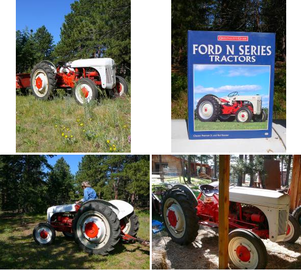 Ford 20n 20series 20tractors large