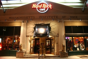 Hard rock cafe boston 1 large