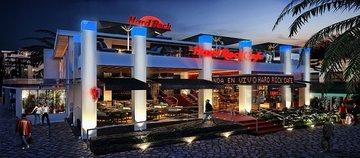 Hard rock cafe san juan large
