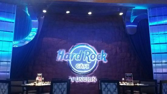 Hard rock cafe asuncion