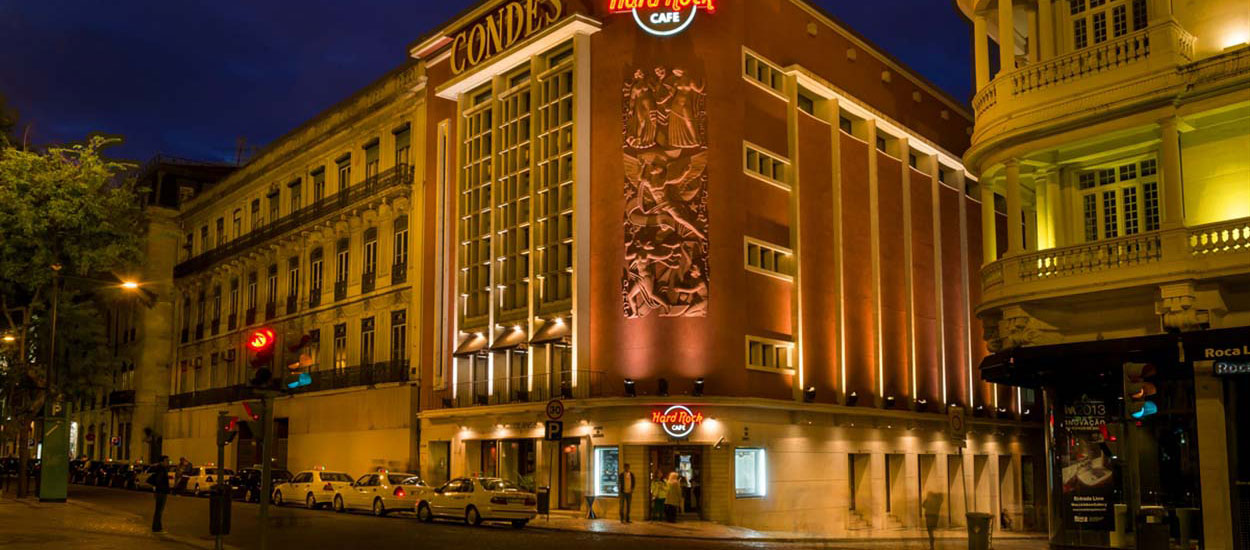 Lisbon entrance
