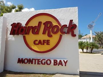 Private transfer from resort to hardrock cafe montego bay large