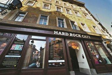 Hard rock cafe prague large