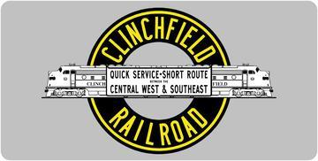 Clinchfield 20railroad 20logo large