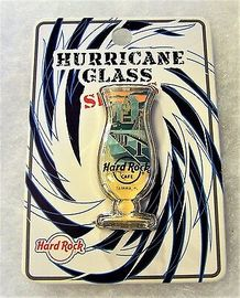 Hard rock cafe tampa florida 3d hurricane glass large