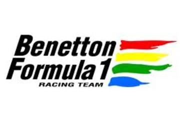 Benetton formula logo large