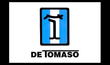 De tomaso logo large