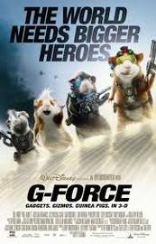 G force large