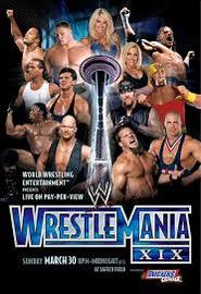 Wrestlemania 20xix large