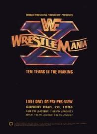 Wrestlemania 20x large