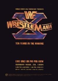 Wrestlemania 20x large