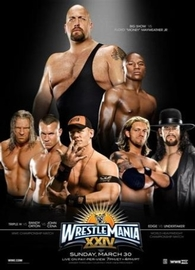 Wrestlemania 20xxiv large