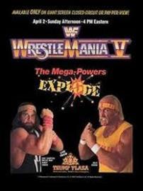 Wrestlemania 20v large