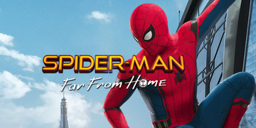 Spider man far from home teaser poster large