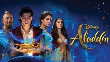 Aladdin 2019 wallpaper hd large