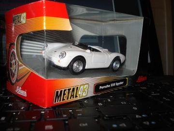 Schuco metal43 porsche spyder model cars ddcaac89 b412 428c bb32 e3401b056176 large