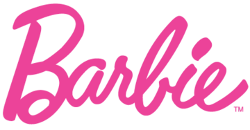 Barbie logo large