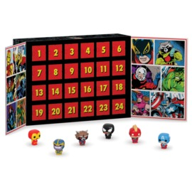 42752 marvel advent calendar 24pc glam large large