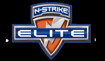 N strike elite logo large