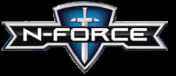 N force logo large