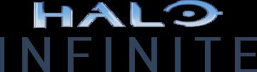 Halo infinite logo dark large