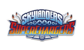 Skylanders superchargers logo large