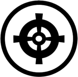 Quickshot symbol large
