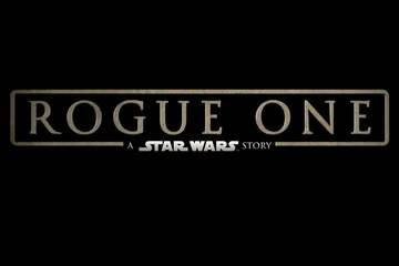 Rogue one logo large