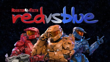 Red vs blue large