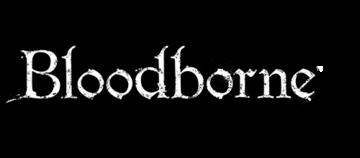 Bloodborne logo large