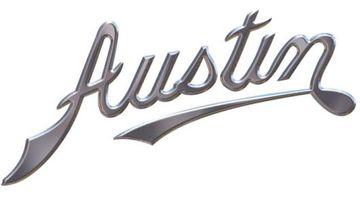 Austin logotype emblem large