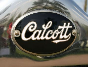 Calcott 12 24hp emblem 26 large