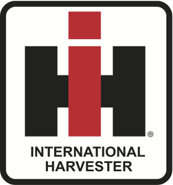 International harvester logo large