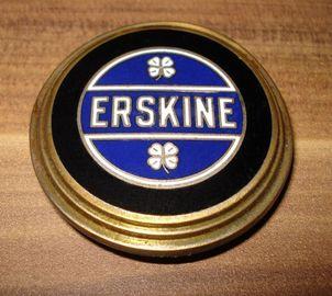 Erskine emblem large