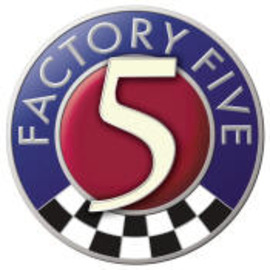 Factory five logo large