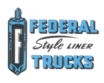 Federal styleliner truck 52 large