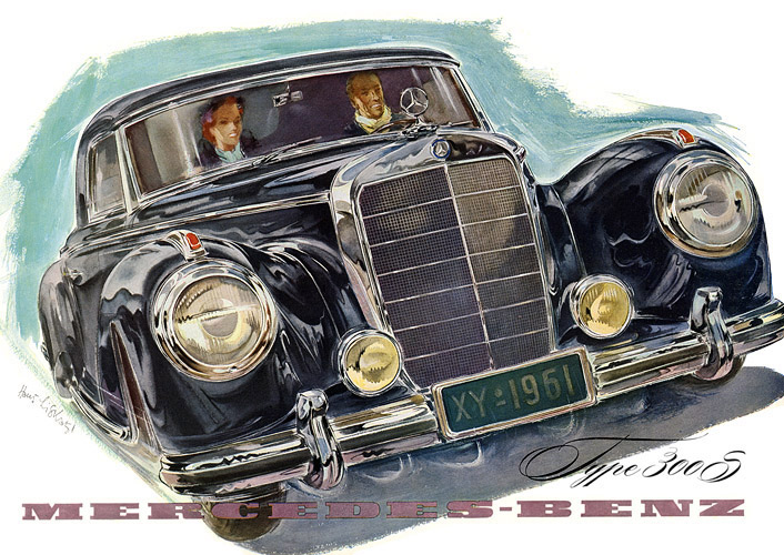 Mercedes 1953 300s 00
