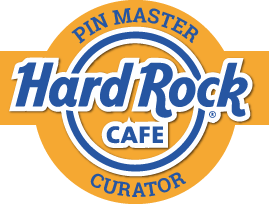 Hard rock cafe pin master curator